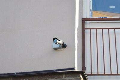 Видеонаблюдение в лифтах и придомовой территории жилого дома
