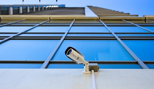 Фото системы видеонаблюдения