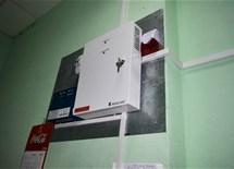 Пожарная сигнализация в продуктовом магазине (г. Минск)
