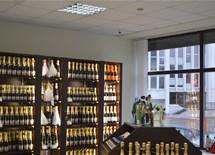 Видеонаблюдение в фирменном магазине Минского завода игристых вин